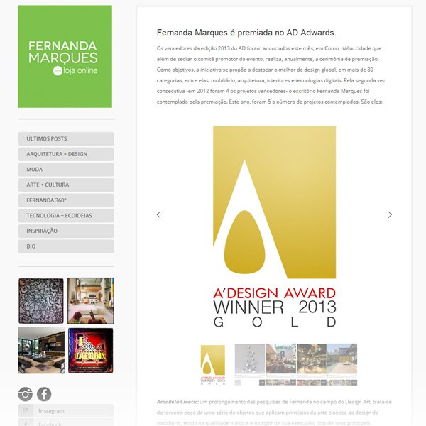Design Award Logo Application Examples