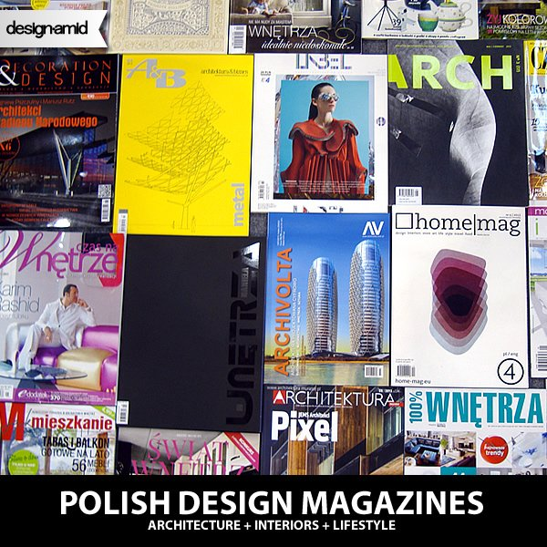 Polish Design Magazines