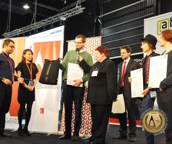 A Design Award Expo Edition - About Design at Gdansk, Poland 2013