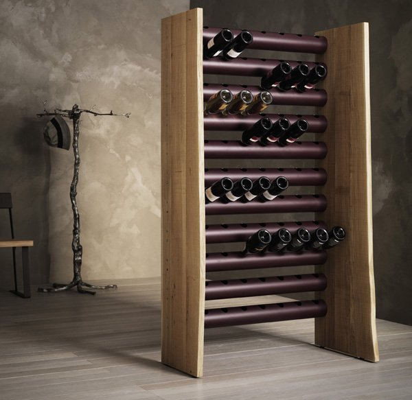 Furnishing firm changes its route looking at wine sector