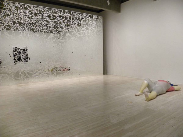 Art Gallery NSW Sydney_ Focus:Ugo Rondinone