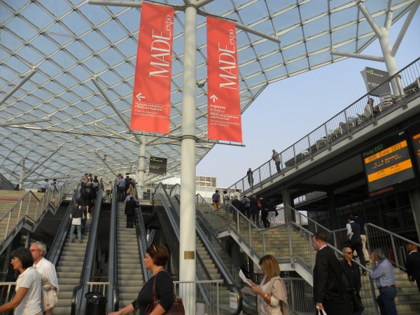Another success for  MADE EXPO 2011