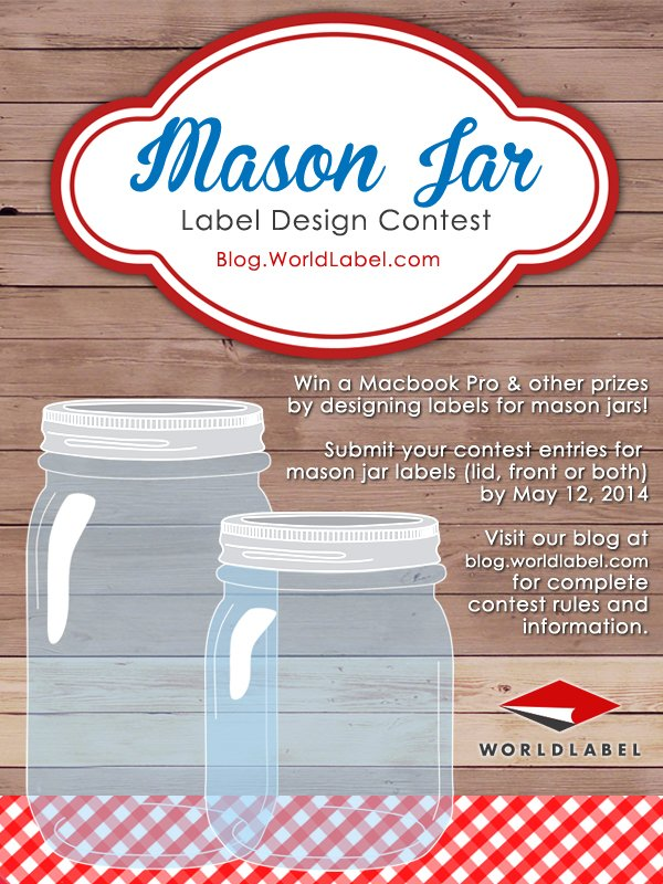 Label Design Competition by WorldLabel