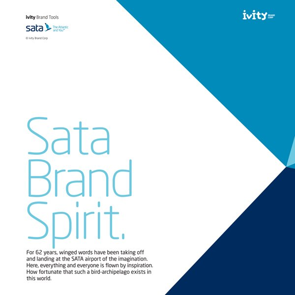 Design in SATA Airlines