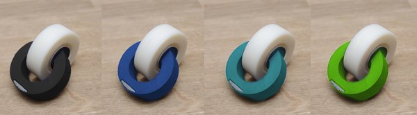 Rethinking the tape dispenser