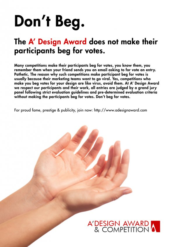Ads for Design Awards