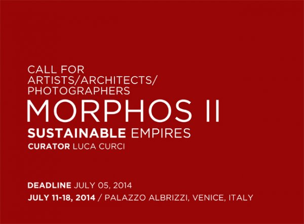 Call for Artists: MORPHOS II