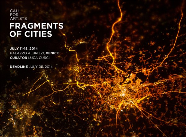 Call for artists: Fragments of cities – Venice