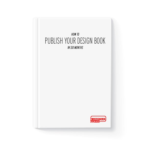 Publish Design Book with Designer Press