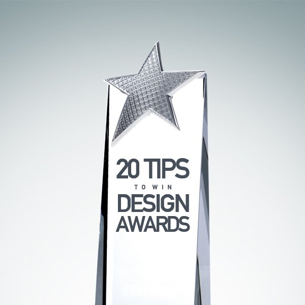 20 Tips to Win Design Awards