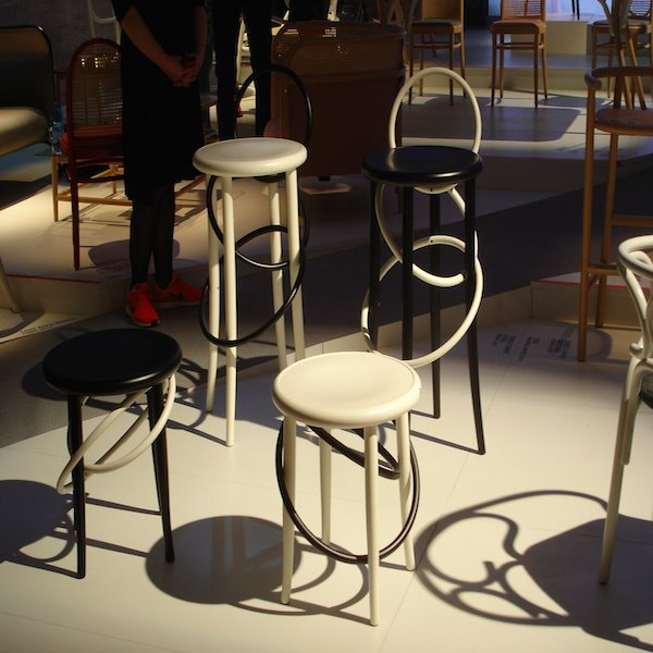 """In & Out"" of Salone"