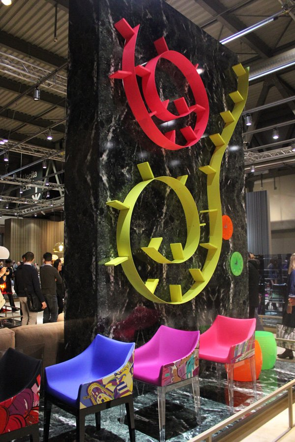 "Salone del Mobile Milan 2015 and Salone Satellite, the best ""Big"" and the best emerging designers"