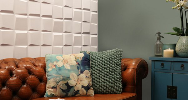 Eco-friendly 3D Wall Decor Panels - Exciting, Innovative and Unique
