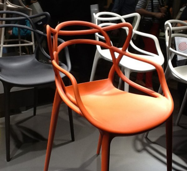 Chairs in Milan design week 2012