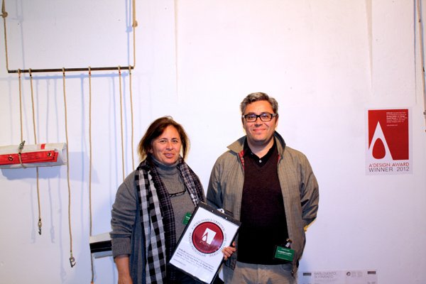 Meeting Dvelas studio at Tortona's Fuorisalone 2012