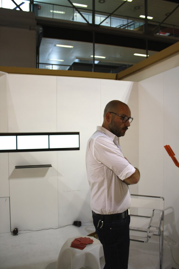Walking through Salone Satellite 2012