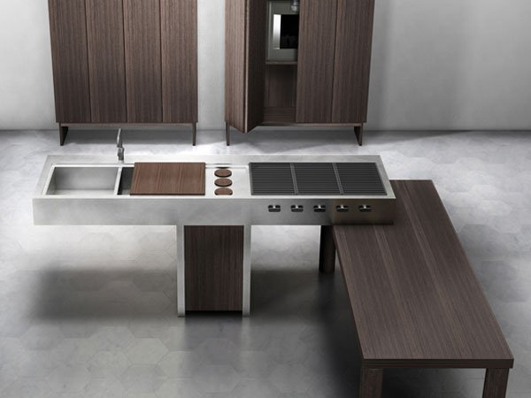 Kitchen Design in Milan 2012